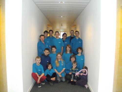 15m Børne DM DGI 2011