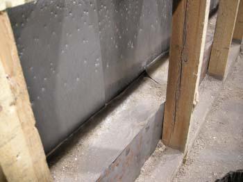 Renovering af skydebane 10/7 2007